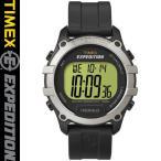 【TIMEX タイメックス】 腕時計 メンズ エクスペディション デジタル 100M防水 ラバー T49753