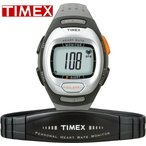 ランニングウォッチ TIMEX タイメックス メンズ レディース 腕時計 心拍計 消費カロリー計算 スポーツ デジタル