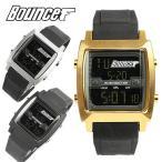 ≪BOXなし 訳あり特価≫ BOUNCER バウンサー 腕時計 メンズ デジタルウォッチ 人気 ブランド