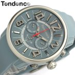 テンデンス Tendence 腕時計 ユニセックス TG765001 ブルー×グレー