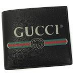 グッチ 財布 メンズ グッチプリント 496316 0GCAT 8163 ブラック