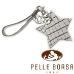 ペレボルサ チャーム レディース PELLE BORSA オロル 5101-IV アイボリー
