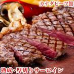 熟成・厚切りサーロインステーキ(約300g) ステーキ 熟成肉 ギフト バーベキュー 肉 BBQ ステーキ肉 赤身 ステーキ肉 ギフト