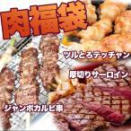 肉 福袋 バーベキューセット 牛肉 ステーキ肉 赤身 ステーキ サーロイン 厚切り カルビ BBQ