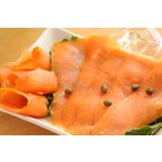 冷凍 キングスモークサーモン スライスパック 150g 1個冷凍 ダブル スモーク メープル キングサーモン 150g 1個 クール便(冷凍)配送  代引き不可 sv