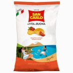 12袋 サンカルロ ポテトチップス トマト  50g沖縄は一部送料負担ありsrk