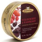 3缶 シンプキン ストロベリー&ラズベリーチョコ(キャンディ) 175g沖縄は一部送料負担ありsrk