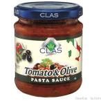 3瓶 クラス トマト&オリーブ パスタソース 190g沖縄は一部送料負担ありsrk