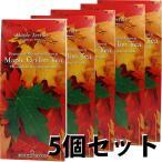 雅虎商城 - メープル 紅茶 メイプルティー 2g(15個) ×5箱セット ティーバッグ カナダ土産 メープル フレーバーティ