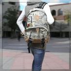 英字新聞 リュック リュックサック メンズリュック 軽量 個性的 ビジネスリュック 通勤 通学 人気 英語柄 a4 リュックメンズ ビジネスバッグ 鞄