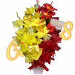 キャンディブーケ キャンディ8 ハイビスカス アレンジ 誕生日 白 お祝い キャンディフラワー Candy8  花 フラワーアレンジ 特別