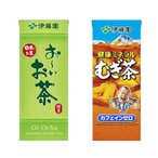伊藤園  250ml×24本入 お茶(お〜いお茶緑茶 健康ミネラルむぎ茶 金の烏龍茶)