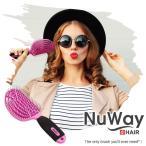 あすつく対応 選べるおまけ付き NuWay4Hair DoubleC (送料無料) ダブルC NuWay DoubleC 4HAIR ヘアブラシ 頭皮ケア タングリング ブロードライ スタイリング