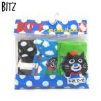ショッピングビッツ ビッツ(BIT'Z)3PちびSOX_春 (10cm‐12cm)(マルチ)