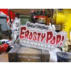 ロッキン・ジェリービーンのロウブローアートステッカー(エロスティポップ/ラメレッド) アメリカ雑貨 アメリカン雑貨 車 シール ブランド