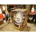 アメリカンポリスのメタルバッジ(ロサンゼルス市警/LAPD) アメリカ雑貨 アメリカン雑貨