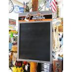ショッピングハーレーダビッドソン ハーレーダビッドソンのオイル缶チョークボード アメリカ雑貨 アメリカン雑貨 アメリカ 輸入 インテリア グッズ 雑貨 人気