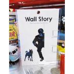ウォールストーリー・リムーバブルステッカー(Ojisanシリーズ/のぞき) アメリカ雑貨 アメリカン雑貨 車 シール ブランド おもしろ グッズ