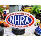 ミニレーシングステッカー NHRA チャンピオンシップ・ドラッグレーシング アメリカン雑貨