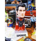 スーパーマンのボビンヘッド(マン・オブ・スティール) アメリカン雑貨