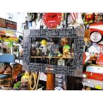 ショッピングハーレーダビッドソン ハーレーダビッドソン リピートロゴ・ビッグサイズミラー アメリカ雑貨 アメリカン雑貨 アメリカ 輸入 インテリア グッズ 雑貨 人気