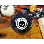 ハーレーダビッドソンのビリヤードボール(スカル) ■ アメリカン雑貨 アメリカ雑貨 harley davidson 輸入 インテリア 雑貨