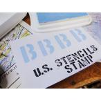 ステンシルスタンプ用カラーインク ステイズオンシリーズ(スカイブルー) アメリカ雑貨 アメリカン雑貨 世田谷ベース