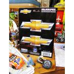 ホログラフィック・デカール(シボレー) アメリカ雑貨 アメリカン雑貨 車 シール ブランド