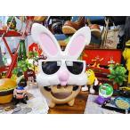 サングラスラビットのパーティーグラス アメリカ雑貨 アメリカン雑貨 おもしろグッズ おもしろ雑貨
