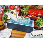 サーファークレーズ ティッシュケース アメリカ雑貨 アメリカン雑貨 人気 ハワイグッズ ハワイアン雑貨 おしゃれ