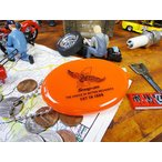 スナップオンのラバーコインポーチ(No.1イーグルロゴ/オレンジ) アメリカ雑貨 アメリカン雑貨