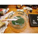 カールスバーグのガラスアシュトレイ アメリカ雑貨 アメリカン雑貨 灰皿 おしゃれ