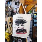 スナップオンのトートバッグ(フォローミー) アメリカ雑貨 アメリカン雑貨