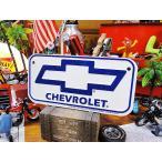 シボレーのミニライセンスプレート アメリカ雑貨 アメリカン インテリア 壁飾り おしゃれな雑貨屋さん 通販 ガレージ