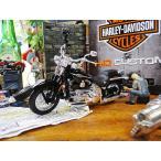 ハーレーダビッドソン ソフテイル・スプリンガー・クラッシック(2005 FLSTCI)のモデルキット 1/18スケール アメリカ雑貨 アメリカン雑貨