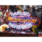 ショッピングハーレーダビッドソン ハーレーダビッドソンのモーターサイクルネオン アメリカ雑貨 アメリカン雑貨 アメリカ 輸入 インテリア グッズ 雑貨 人気