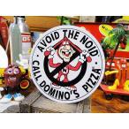 ドミノピザのノイドのステッカー アメリカ雑貨 アメリカン雑貨 アイロン ブランド おしゃれ キャラクター 通販 ミニ