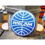 カンパニーカンバッジ(パンナム) アメリカ雑貨 アメリカン雑貨