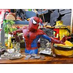 スパイダーマンのバストバンク アメリカン雑貨 アメリカ雑貨
