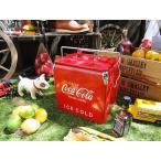 コカ・コーラブランド レトロピクニックストレージ(レッド)  アメリカ雑貨 アメリカン雑貨