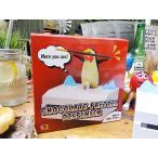 ペンギンのチョコレートプレッツェルディスペンサー アメリカ雑貨 アメリカン雑貨 おもしろグッズ おもしろ雑貨 インテリア グッズ アメリカ 雑貨 通販 人気