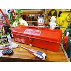 マーキュリーツールボックス(レッド)  ■ アメリカン雑貨 アメリカ雑貨 MERCURY 道具箱 ブランド 工具箱 人気 インテリア 雑貨