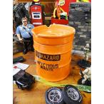 バイオハザードのドラム缶灰皿 アメ雑貨 アメリカン雑貨 アメリカ雑貨 人気 インテリア おしゃれな部屋