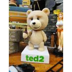 ファンコ 映画「テッド2」テッドのトーキングボブルヘッド アメリカ雑貨 アメリカン雑貨 FUNKO 首振り人形 おしゃれ 人気 アメキャラ