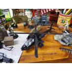 AH-64アパッチヘリコプターのミニカー(ブラック) アメリカ雑貨 アメリカン雑貨