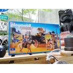 ウエスタンシリーズのプレイモービル(幌馬車&カウボーイ) アメリカ雑貨 アメリカン雑貨