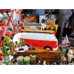 ワーゲンバスのカーシェルフ アメリカ雑貨 アメリカン雑貨 おしゃれ 人気 売れ筋 ブランド 大ヒット インテリア 雑貨