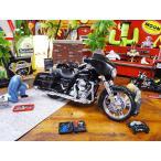 マイスト 2015年ハーレーダビッドソン ストリートグライドのモデルカー 1/12スケール アメリカ雑貨 アメリカン雑貨