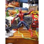 ハズブロ マーベル・コミック レジェンドシリーズ#01 スパイダーマンの12インチアクションフィギュア アメリカ雑貨 インテリア 人気 アメリカ 雑貨