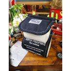 カルチャーマートのトイレットペーパーホルダーカバー United EMNシリーズ(ブラック) アメリカン雑貨 アメリカ雑貨